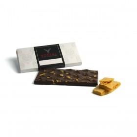 Chocolate negro suave con Sponge Toffee