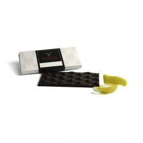 Chocolate negro afrutado con Limón