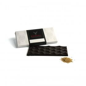 Chocolate negro intenso con Sésamo caramelizado