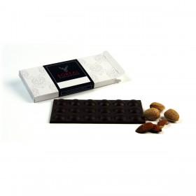 Chocolate negro suave con Almendras