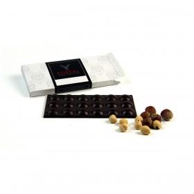 Chocolate negro suave con Avellanas