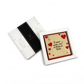 Ejemplo de mensaje romántico