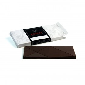 Tableta chocolate negro sin azúcar