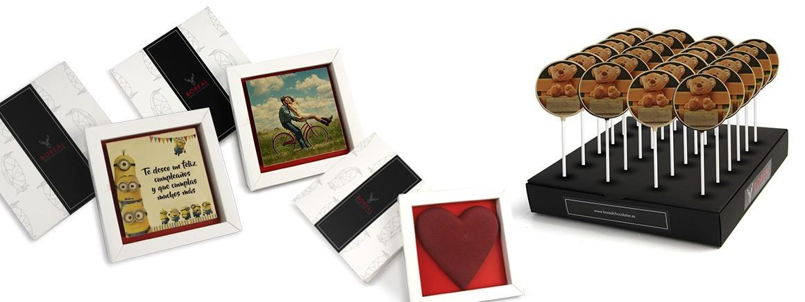 Boreal Vegan Chocolatier - Regalos personalizados - Tienda online