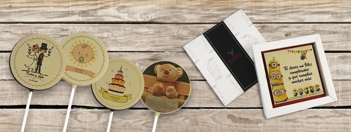 Boreal Vegan Chocolatier - Chocolate para celebraciones Tienda online