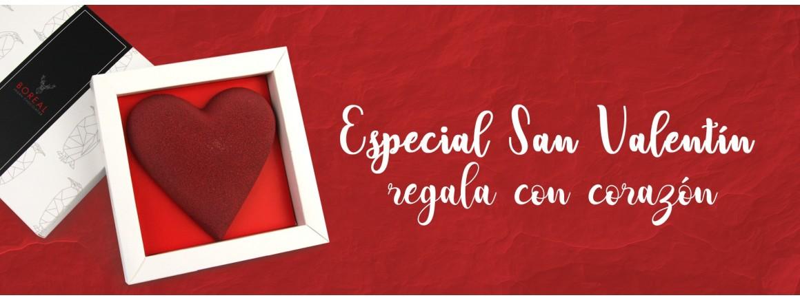 Regala chocolate artesano vegano y personalizado en San Valentín