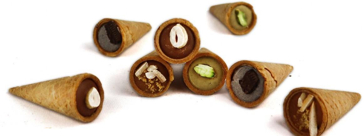 Boreal Vegan Chocolatier - Figuras de chocolate artesano vegano