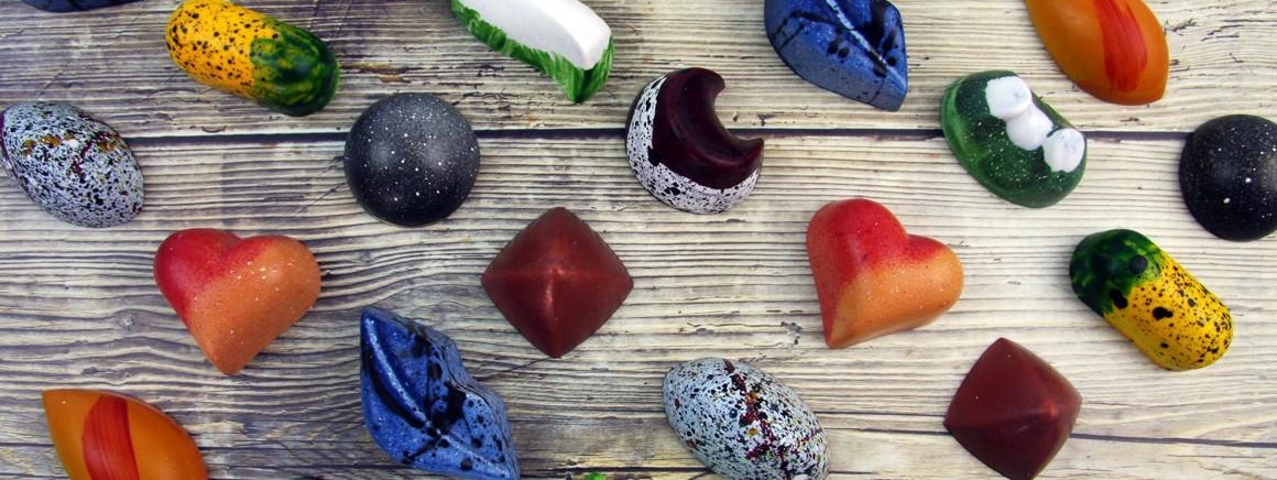 Boreal Vegan Chocolatier - Bombones artesanos - Tienda online