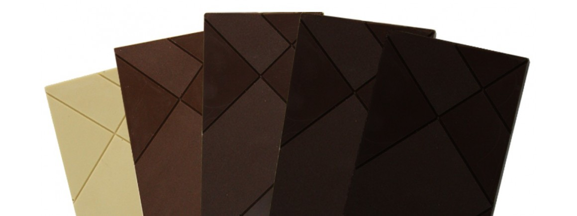 Boreal Vegan Chocolatier - Tabletas de chocolate artesano sin lactosa